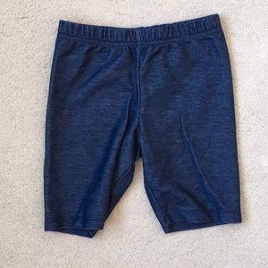 Girls Carter's Jegging Cartwheel Shorts NWOT 5T